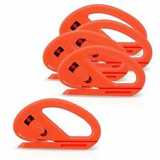 50 Pcs Safety Snitty Cutter Vinyl Film Graphic Cutting Tool Paper Decals Razor