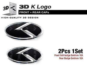 Cerato OEM Genuine Parts Rear Trunk K3 Emblem For KIA 2013-2018 Forte K3