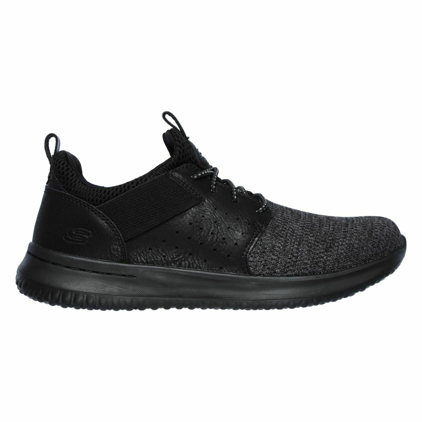 Skechers Mens Delson Camben Trainers Sneakers Sports shoes Athletic Footwear   online shopping sports