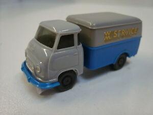 Wiking-Hanomag-Kurier-Kastenwagen-344-344-1a-1-87-RG-3270-Gebraucht