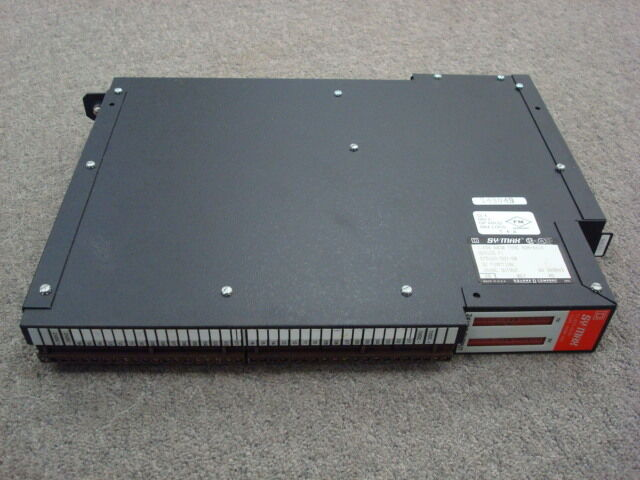 USED Square D 8030 ROM-441R 32 Function 24VDC Output Module Series F1