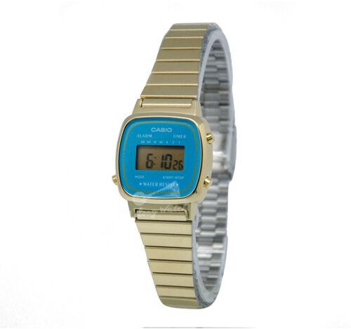 1 of 1 - -Casio LA670WGA-2D Digital Watch Brand New & 100% Authentic