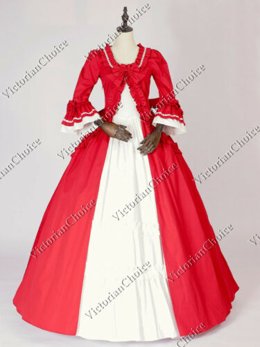 Masquerade Ball Clothing: Masks, Gowns, Tuxedos   Renaissance Princess Christmas Fairytale Period Dress Theater Ball Gown 257 $139.00 AT vintagedancer.com