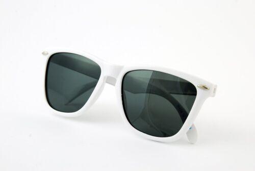 Junior Banz Aviator Arctic White Wayfarer Kidz Sunglasses with Case, Age 4-10