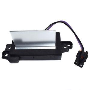 Blower Resistor Updated Design Replaces 4P1516 MT1805 RU-631 JA1639 BMR34 For GM