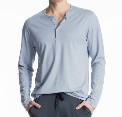 15162 100/% Baumwolle Neu/&OVP Calida Herren Nachtwäsche Shirt Art