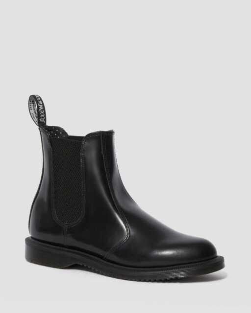 Dr Martens Low Black Leather Size 7 UK