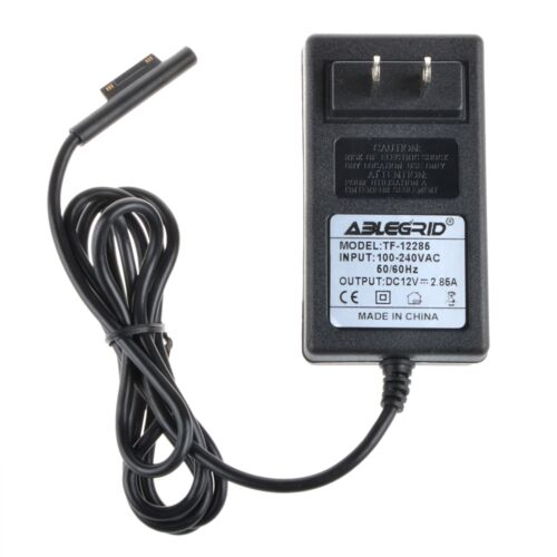 AC//DC Wall Charger adapter for Surface pro 3 Tablet i3 i5 i7 4G//8G Power Mains