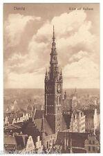 AK Danzig -- Rathaus -- um 1940