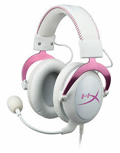 Kingston HyperX Cloud II Red/Black Headband Headsets for Multi-Platform