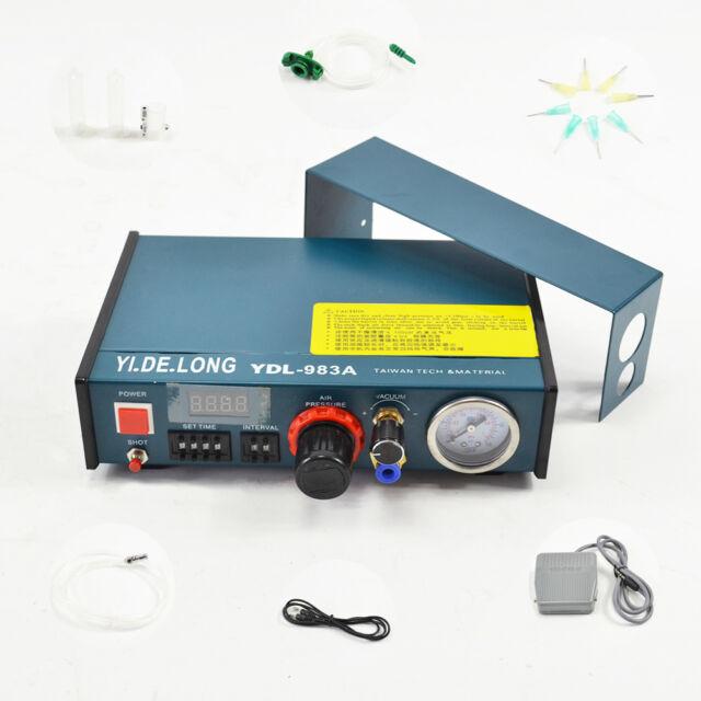 220v 983a Automatic Glue Dispenser Solder Paste Liquid Controller ...