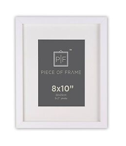 Image Is Loading 8x10 White Frame For Wall Hanging Table Top