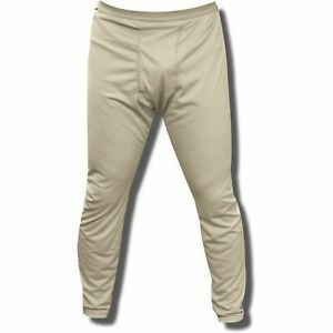 New with Tags Gen III ECWCS level 1 Silk Thermal Tan  Bottom All Sizes