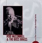 The Concord Jazz Heritage Series by Rob McConnell & the Boss Brass (CD, Sep-1998, Concord Jazz)