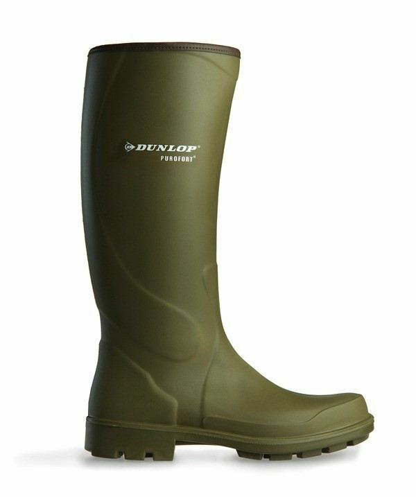 Purofort Terroir Pro Wildlife Dunlop Warm Wellington Stiefel
