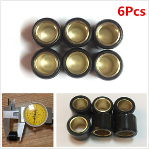 High-Performance-Scooter-Variator-Roller-Weights-4-Gram-16x13-For-GY6-50CC-49CC