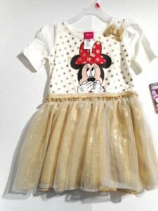411b153089fc Image is loading Dresses-Toddler-Girls-Minnie-Mouse-Dress-Girls-clothes-