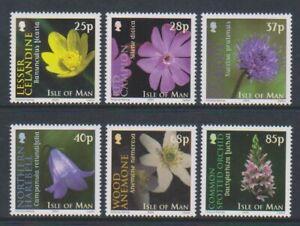 Ile-de-Man-2004-Royal-Horticultural-Societe-Fleurs-Ensemble-MNH-Sg-1140-5