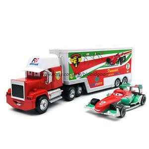 Disney-Pixar-Cars-Francesco-Hauler-Truck-1-55-Diecast-Model-Loose-Gift-Child-Toy