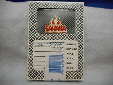 VEGAS WORLD $3 each STRATOSPHERE Las Vegas Strip Casino Cards SAHARA