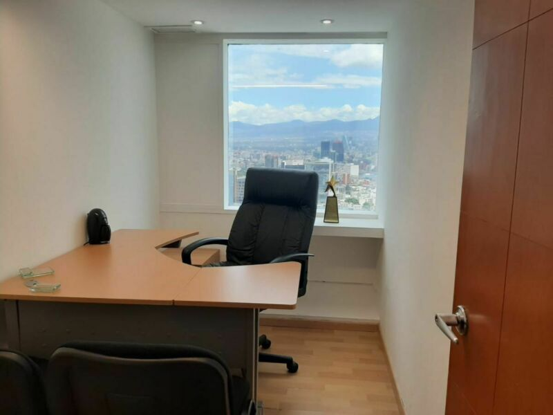 Oficina en WTC Nápoles | 40 m²