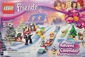 NEW-LEGO-FRIENDS-ADVENT-CALENDAR-24-Gifts-Christmas-2017-Holiday-Exclusive-Toy