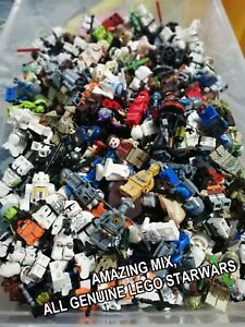 LEGO-STAR-WARS-MINIFIGURES-X5-FIGS-PER-PACK-MIXED-RARITY-BULK-GENUINE