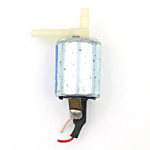 DC 12V Normally Closed NC Electric Solenoid Valve Air Gas Water Leak Switch QH