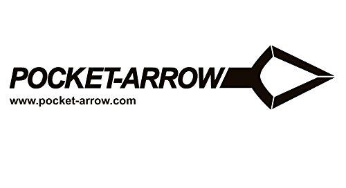 Pocket-Arrow 3er 3er 3er Pack-zerlegbarer carbonpfeil de Pocket-Shot 94bf83
