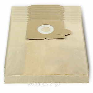 10X ELECTROLUX DUST Bags Vacuum Cleaner