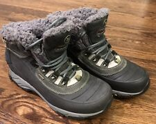 Really Nice Merrell Winterlude Hiking Trail Snow Boots Womens Sz 9