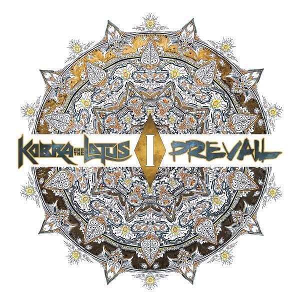 Kobra And The Lotus - Prevail i CD