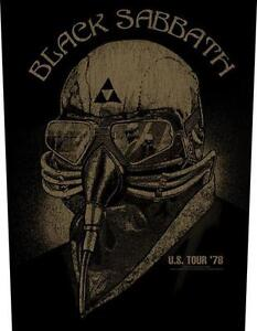 BLACK-SABBATH-US-Tour-78-Rueckenaufnaeher-Backpatch