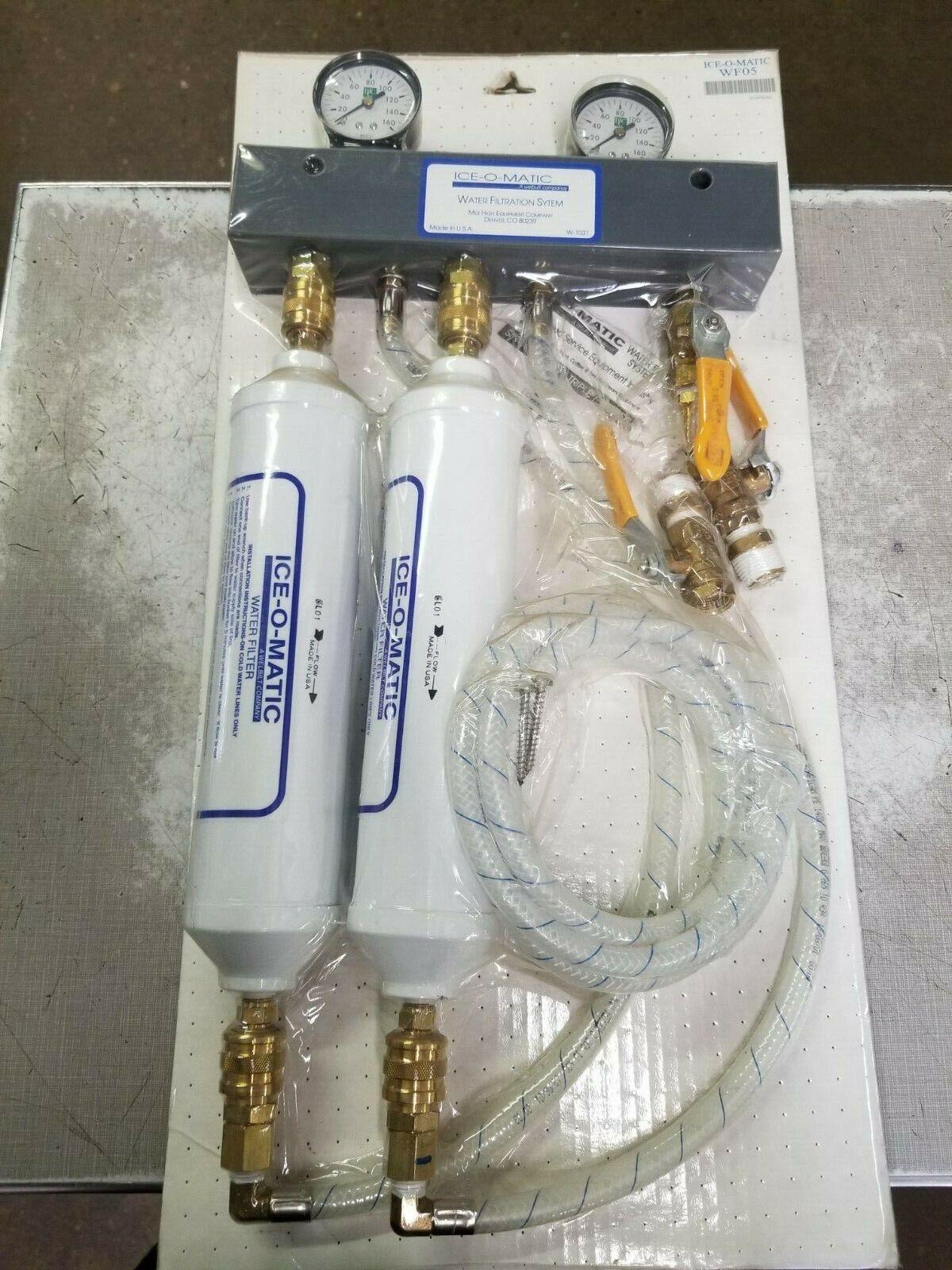 ICE-O-MATIC WF-05 (W-WF05-INV) WASSER FILTRATION SYSTEM