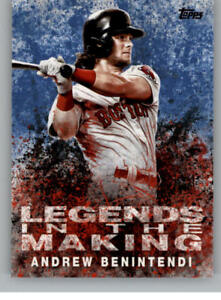 2018-Topps-Legends-in-the-Making-Blue-Cards-Pick-From-List-Blaster-Exclusive
