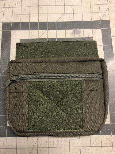 Dangler Style Pochette made in USA-Ranger Vert