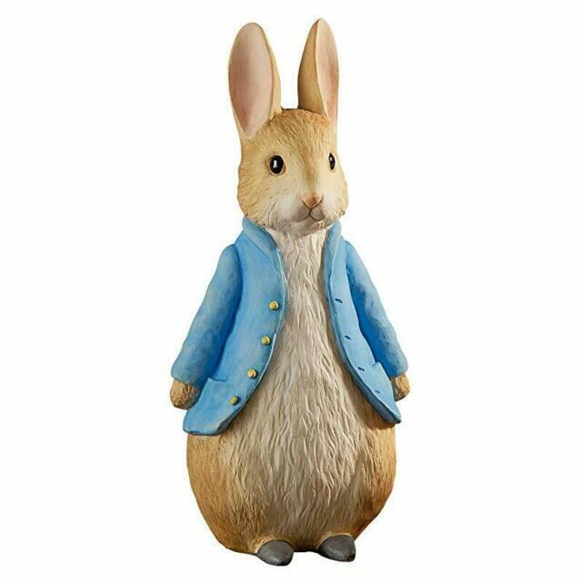 Large Beatrix Potter Peter Rabbit Figurine BNIB  12371