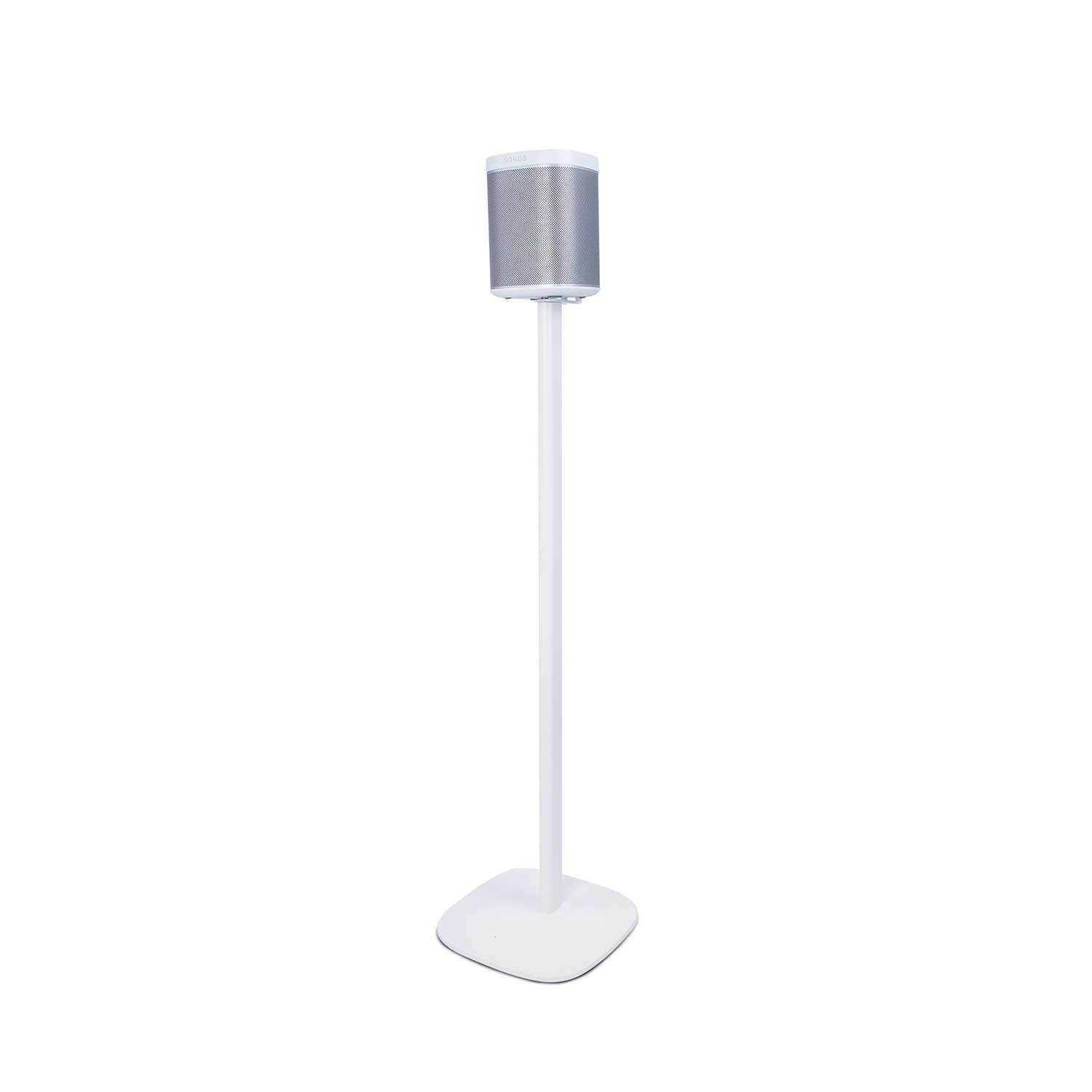 Vebos floor stand Sonos Play 1 white