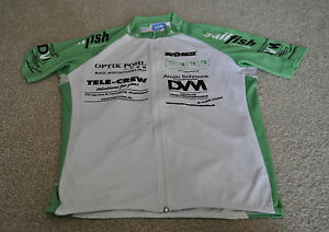 BIO RACER GERMAN CYCLING JACKET MENS SIZE 3 - <span itemprop='availableAtOrFrom'>Wirral, United Kingdom</span> - BIO RACER GERMAN CYCLING JACKET MENS SIZE 3 - Wirral, United Kingdom