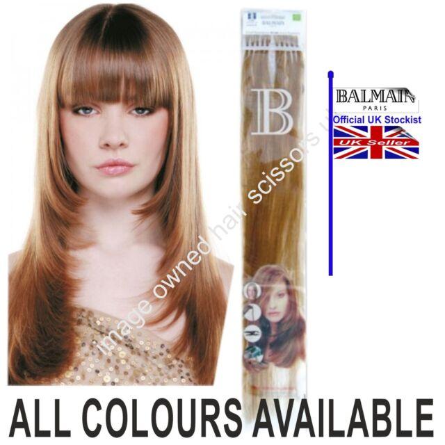 Balmain Keratin Hair Extensions 45cm No 22 Ebay