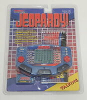 Tiger Jeopardy Sealed Talking 1995 Electronic Handheld