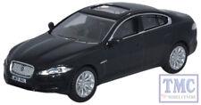 76XF004 Oxford Diecast 1:76 Scale OO Gauge Jaguar XF Saloon Ultimate Black