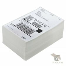 500 4x6 Fanfold Direct Thermal Shipping Labels For Zebra And Rollo Printers