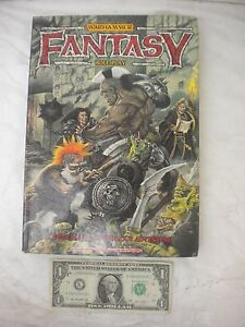 Warhammer Fantasy  A Grim World of Perilous Adventure  Book