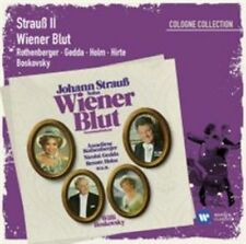 NEW - Strauss II: Wiener Blut (Cologne Collection)