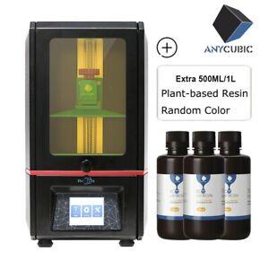 ANYCUBIC-LCD-SLA-PHOTON-Impresora-3D-UV-Resina-Desktop-3D-Printer-Light-Cure-EU