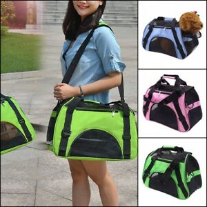 Large-Pet-Dog-Cat-Portable-Travel-Carry-Carrier-Tote-Cage-Bag-Crates-Holder-e