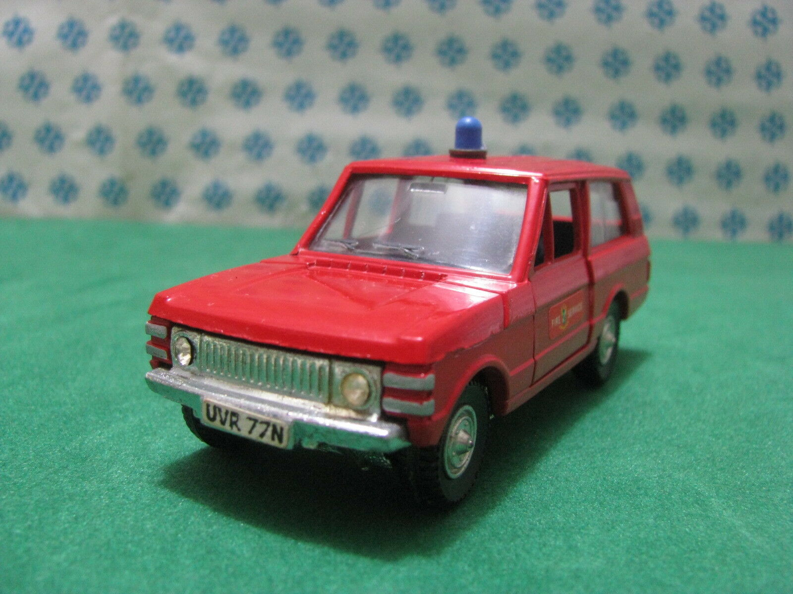 Vintage - RANGE ROVER Firefighters of fire - 1 43 Dinky Supertoys 195