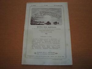 *** La Nature N° 1904 (20/11/1909) - Plongée Des Scaphandriers En Eaux Profondes Ew9zlqnf-08005333-252606309