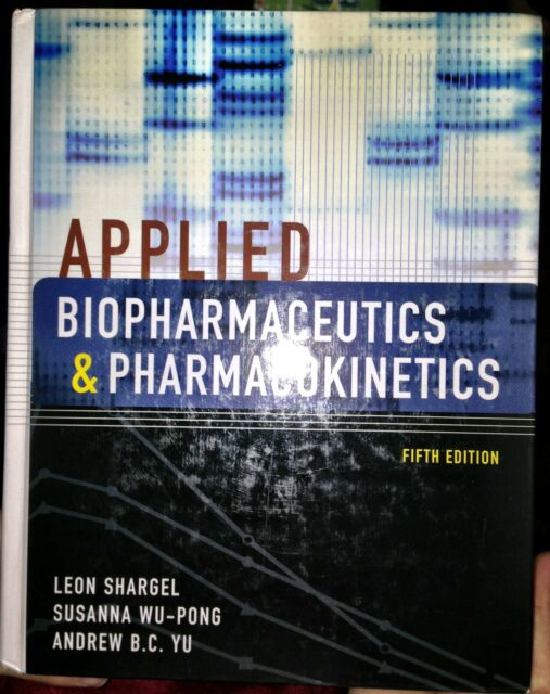 Applied Biopharmaceutics And Pharmacokinetics 6th Pdf